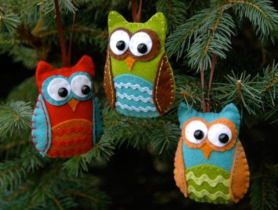 DIY Christmas Ornaments, Christmas Ornament Craft Idea, Christmas Ornament