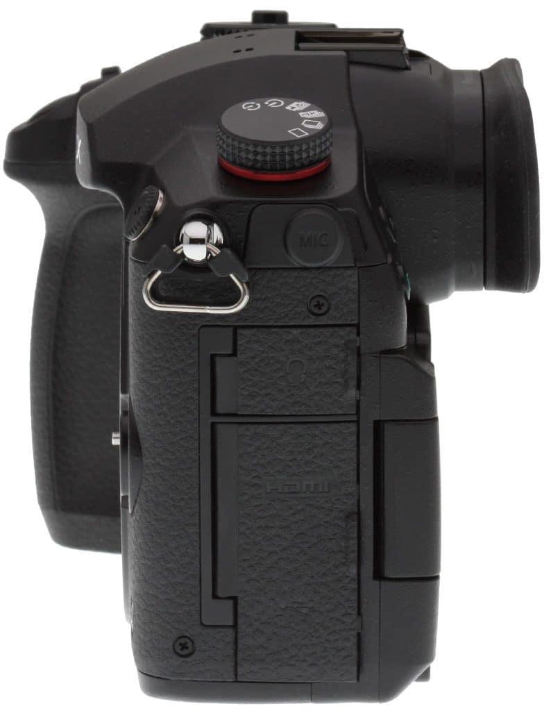 Hybrid camera