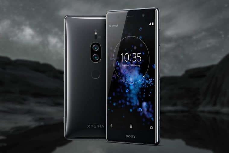 Sony Xperia XZ2 Premium specification
