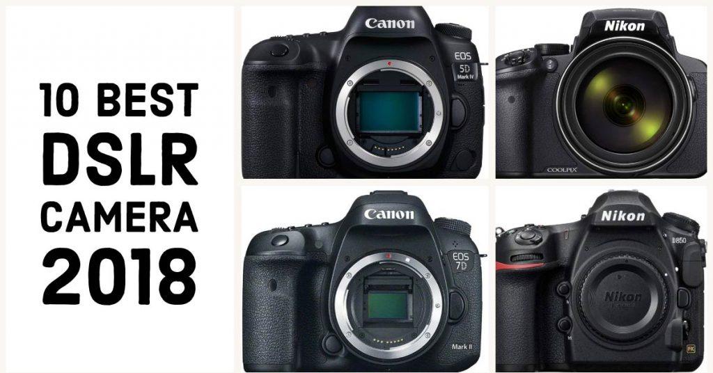 Best-DSLR-camera-2018