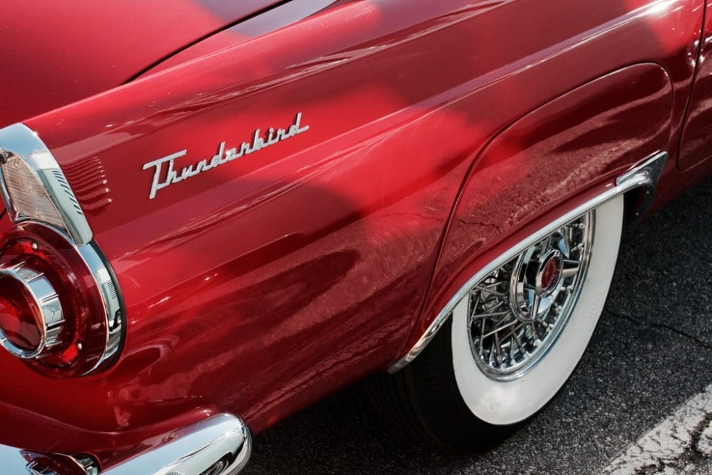 Thunderbird Car
